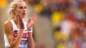Seksowna polska lekkoatletka - Justyna Kasprzycka! Zdjęcia!