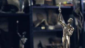 Zobacz jak powstaje statuetka dla najlepszego sportowca roku!