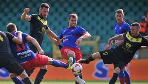 Tomasz Midzierski gol, radosc