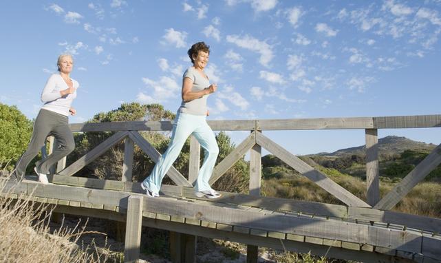 Aktywność fizyczna chroni przed chorobami