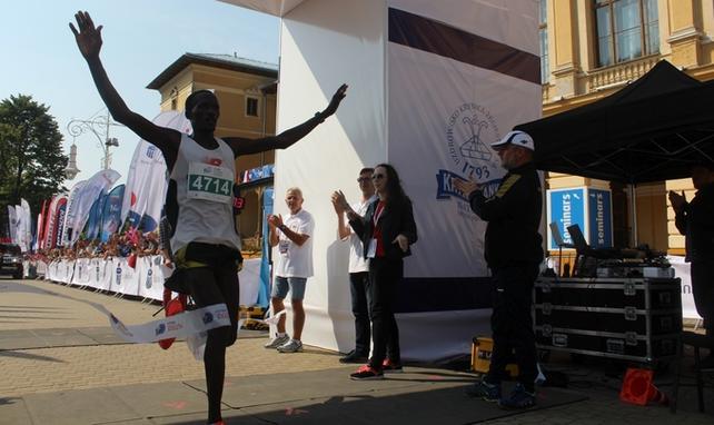 Willy Kimutai, Koral Maraton