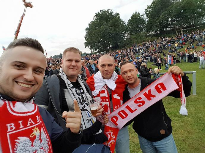 Pan Paweł jest nie tylko kibicem Apatora Toruń, ale także polskich zawodników podczas rund Grand Prix. W tym sezonie na żywo oglądał kilka zagranicznych rund.