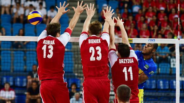 Brazylia - Polska