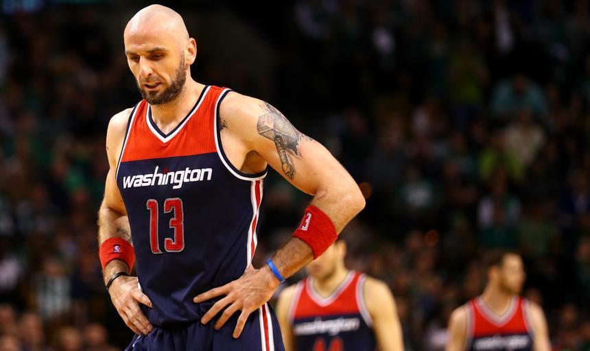 Washington Wizards v Boston Celtics - Game One