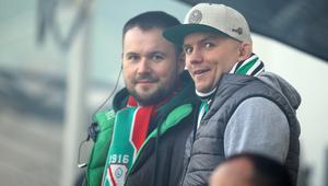 Pilka nozna. Ekstraklasa. Legia Warszawa - Wisla Krakow. 30.04.2017