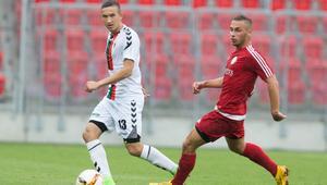 Pilka nozna. Nice I liga. GKS Tychy - Drutex Bytovia Bytow. 19.08.2017