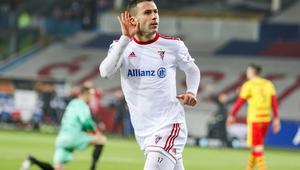 17 kolejka Ekstraklasy - Gornik Zabrze - Jagiellonia Bialystok