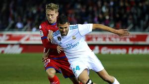 Real Madryt – Numancia