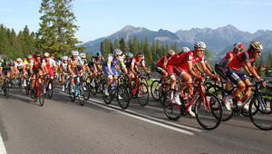 74. Tour de Pologne - etap 6 - Wieliczka - Zakopane