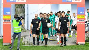 Pilka nozna. Nice I liga. Drutex-Bytovia Bytow - Radomiak Radom. 11.06.2017