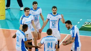 Berlin v Zenit Kazan - CEV Volley Champions League Final Four