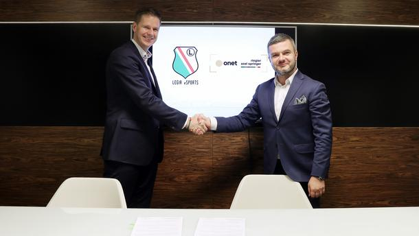Onet RAS-Polska i Legia eSports