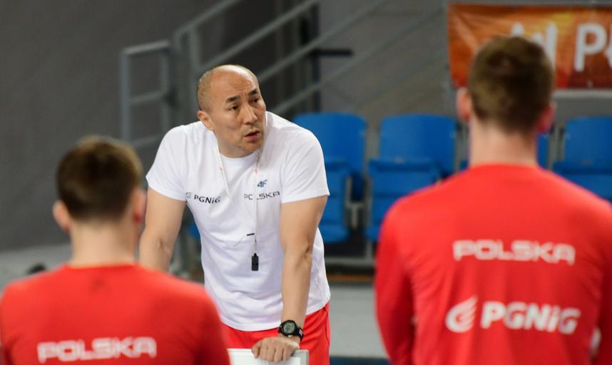 Otwarty trening reprezentacji Polski
