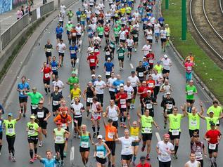 Poznański maraton z falstartem