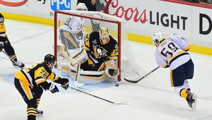 NHL Pittsburgh Penguins Nashville Predators