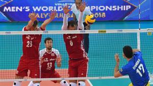 Polska Brazylia Liga Światowa 2017