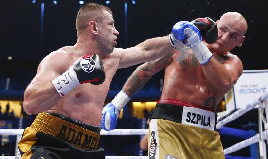 Artur Szpilka vs Tomasz Adamek