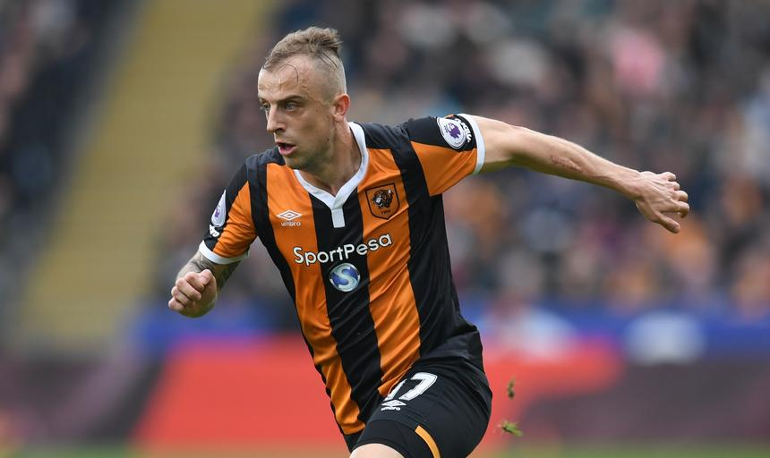 Kamil Grosicki Hull City