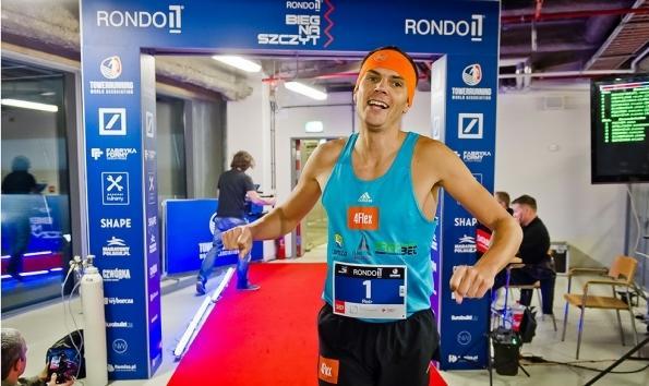 Bieg na Szczyt Rondo 1, Piotr Łobodziński