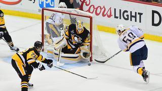 NHL Pittsburgh Penguins Nashville Predators