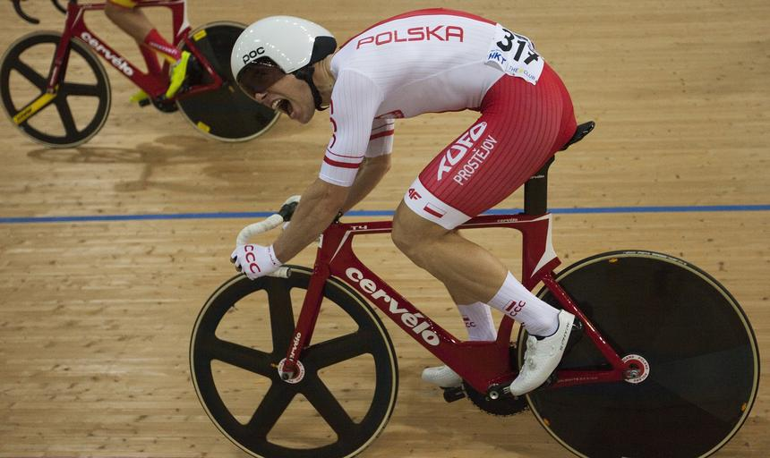 UCI Track Cycling World Championships in Hong Kong