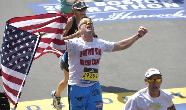 Maraton w Bostonie 2016