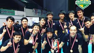 Japonia - mistrz Azji