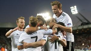 Niemcy, Hiszpania, U21