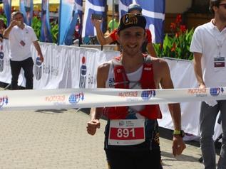 Gorczyca wygrał 100 km z uśmiechem na ustach