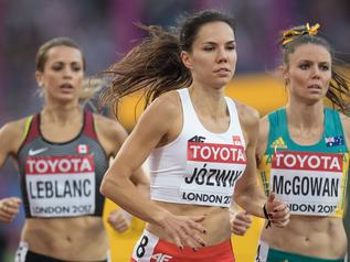 Joanna Jóźwik: Zimowy cel, to medal mistrzostw świata