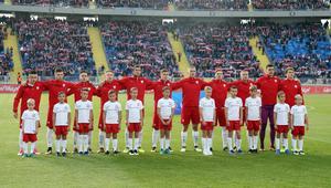 Pilka nozna. Reprezentacja U19. Eliminacje do Euro 2018. Polska - Bialorus. 07.10.2017