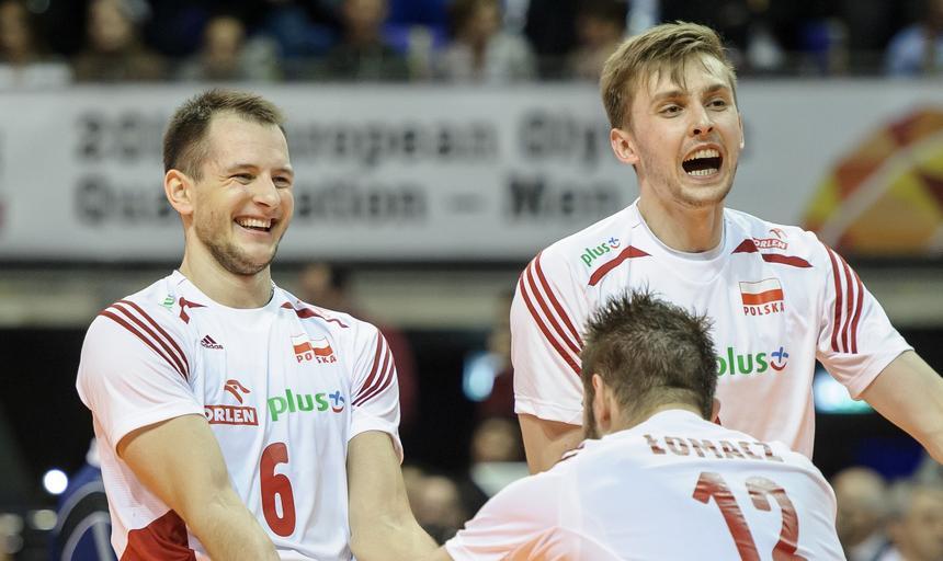 Bartosz Kurek po meczu Polska-Belgia