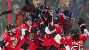 NHL: Stanley Cup Playoffs-New York Rangers at Ottawa Senators