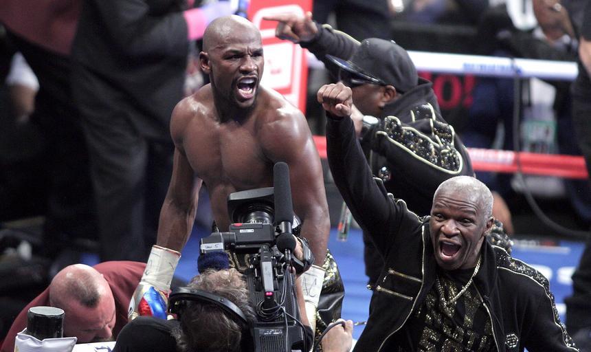 Boxing: Mayweather v McGregor