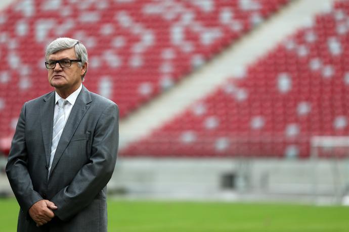 Włodzimierz Lubański – legenda polskiej piłki. Ostatni wielki mecz w kadrze rozegrał właśnie przeciwko Danii w 1977 roku.