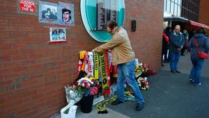 Borussia Dortmund Fans in Liverpool