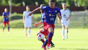 Pilka nozna. Nice1 liga. Odra Opole-Gornik Leczna. 29.07.2017