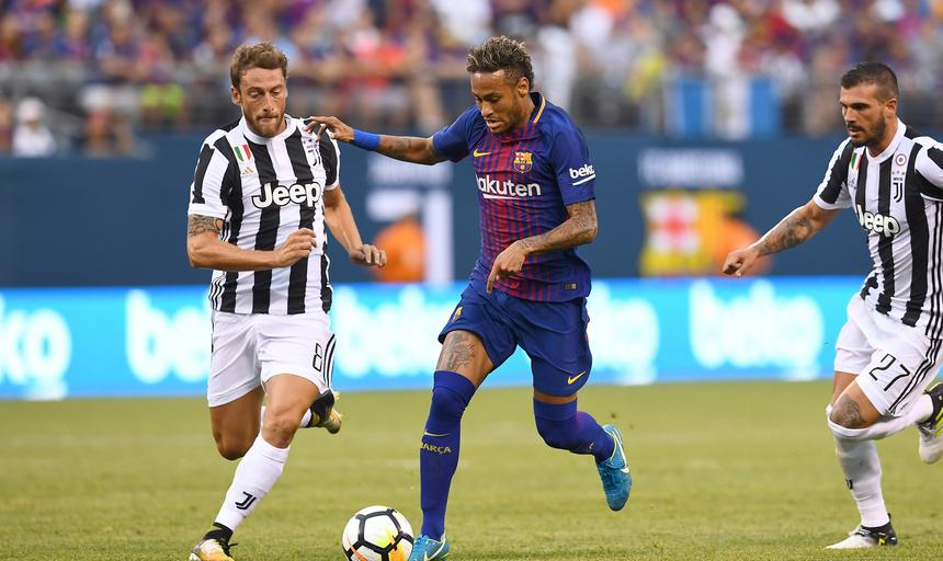 Soccer- International Champions Cup 2017 - Juventus v FC