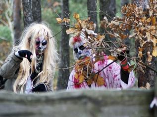 Zombi zapolują na biegaczy w Łodzi