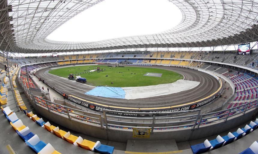 Stadion w Toruniu