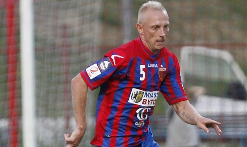 Pilka nozna. II liga. Polonia Bytom - GKS Belchatow. 19.08.2016