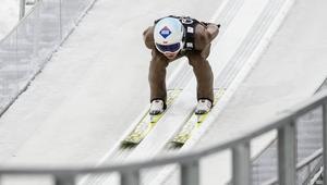 18.01.2018 FIS MISTRZOSTWA SWIATA W LOTACH OBERSDORF 2018 KONKURS INDYWIDUALNY