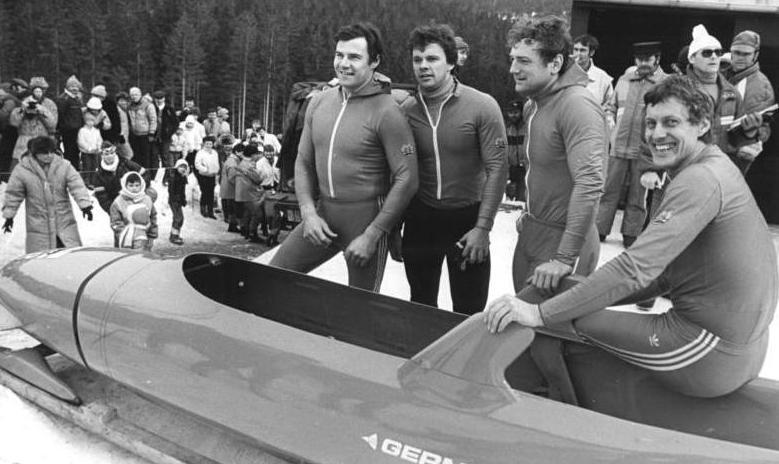 Wolfgang Hoppe, Bogdan Musiol, Ingo Voge, Dietmar Schauerhammer