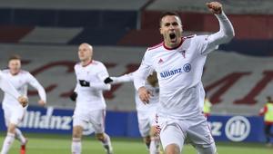 17 kolejka Ekstraklasy - Gornik Zabrze - Jagielonia Bialystok