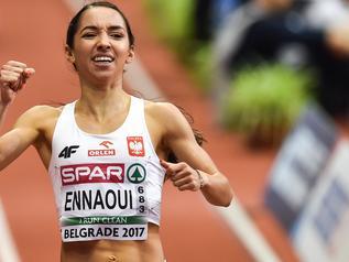 Sofia Ennaoui w kenijskim biegowym raju
