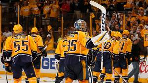 St Louis Blues v Nashville Predators - Game Four
