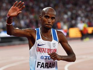 Mo Farah – oczekiwana zmiana miejsc