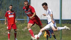 Piłkarze Odry Wodzisław