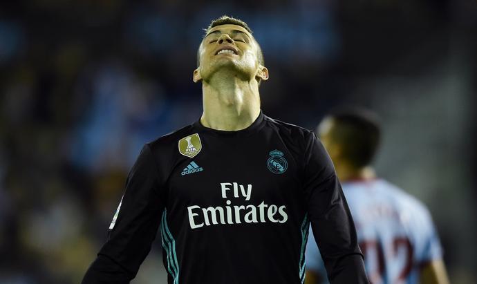 Dla Cristiano Ronaldo ten sezon jest bardzo rozczarowujący
