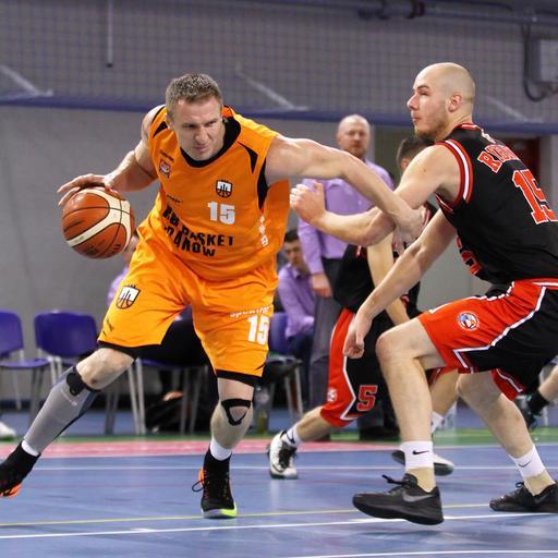 R8 Basket AZS Politechnika Krakow - MKKS Rybnik